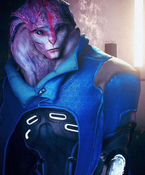 Jaal- yes. Fictional video game characters are hot. No judging