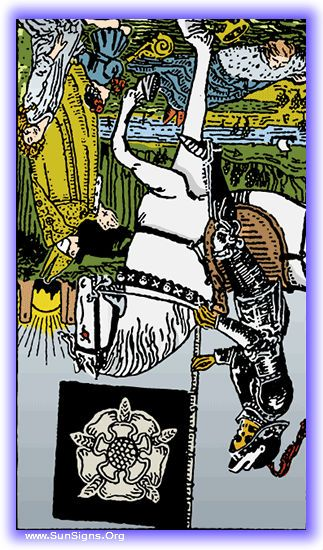 This tarot meditation of the Death card reversed will focus on the concept of violent change.