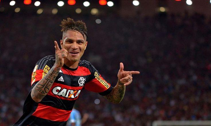 O atacante peruano Guerrero pode estar de saída do Flamengo.Segundo o jornal…