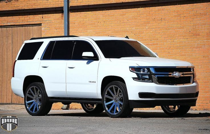 2015 Chevy Tahoe Wheels