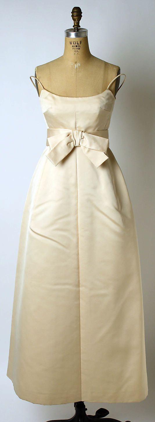 Marc Bohan for Dior,1962-1963