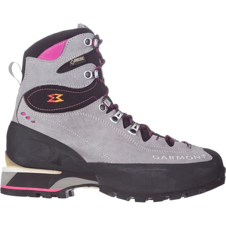 Garmont - Tower Plus LX GTX Mountaineering Boot - Women's - Grey/Passion