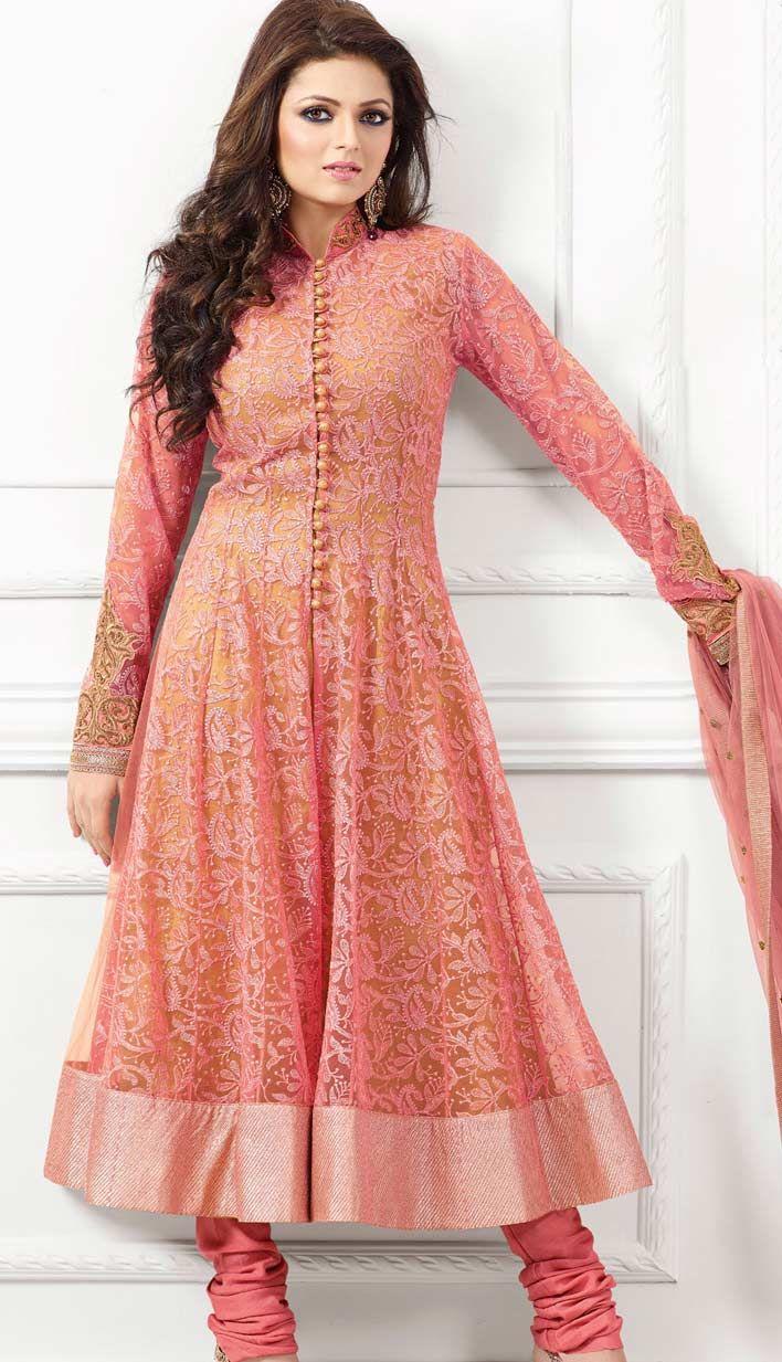 online Salwar Kameez Bollywood Suits - 3042