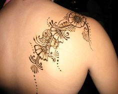 women shoulder tattoo - Google Search