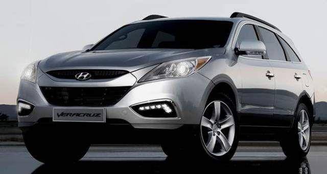 Hyundai Veracruz 2018