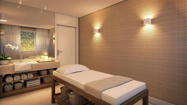 sala de massagem spa - Pesquisa Google