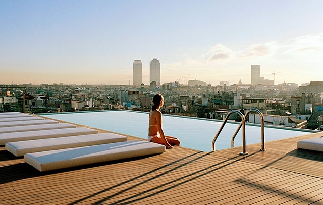 31 best travel to swim images on pinterest beautiful - New york hotels with rooftop swimming pools ...