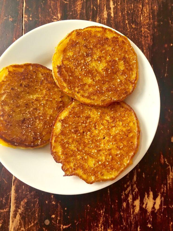 Pumpkin Fritter