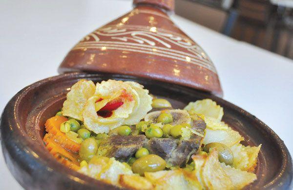 Hidangan Maghribi sambal belacan: Restoran saji makanan Arab guna ramuan tempatan