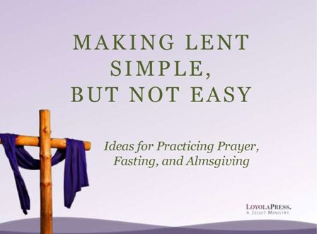 40 Ideas for 40 Days – Lenten Activities: What Lenten Hymns Teach | Catechist's Journey