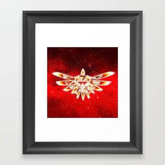 Zelda Red Nebula - $37