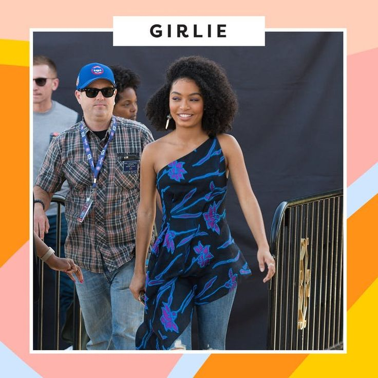 You'll be head over block heels for Yara Shahidi's girlie style right now.