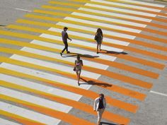 SNØHETTA'S CROSSWALK DESIGN - Google Search