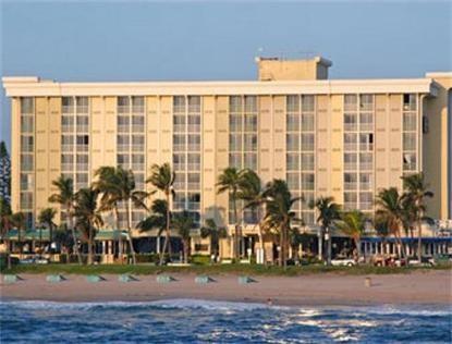 Howard Johnson Hotel, Deerfield Beach.