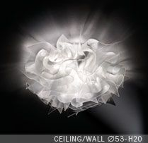 Slamp Veli Prisma ceiling-wall   Valomaailma