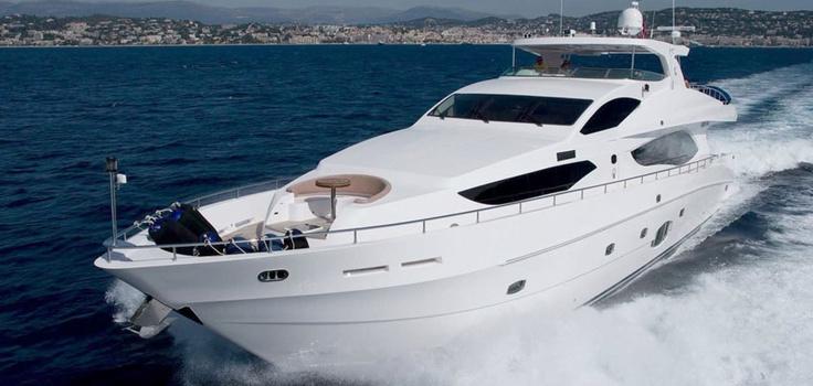 Majesty 101 - Boranova Denizcilik #yacht