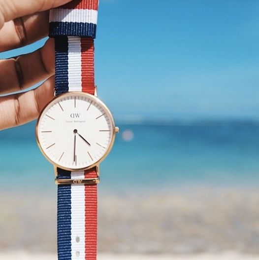 Sail Away. The Daniel Wellington Classic Cambridge. WATCH IT! is Canada's leading authorized retailer of DW watches!