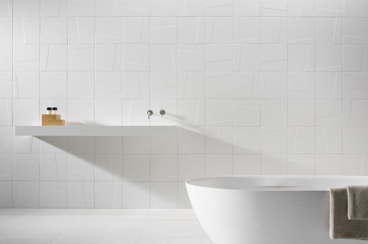 86 besten Badkamer wanden - tegels Bilder auf Pinterest