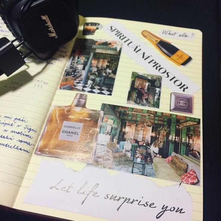 "Páči sa mi to: 31, komentáre: 4 – Dominika Imrichová (@ms_domca) na Instagrame: ""I was bored ☕️ #collage #collageart  #journal #journaling #journaladdict #creativejournaling…"""