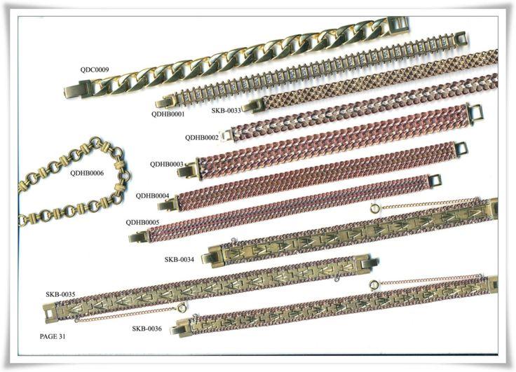 bracelet 31(brass)