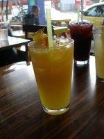 Recept Ananas Appel Sinaasappelsap. Je dagelijkse dosis vitamine in 1 glas. Heel erg lekker.