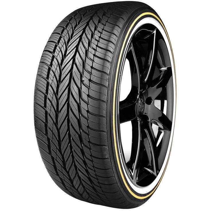 vogue tyre custom built radial viii goldwhite quantity of