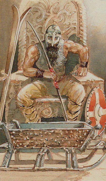 Image result for uller mythology