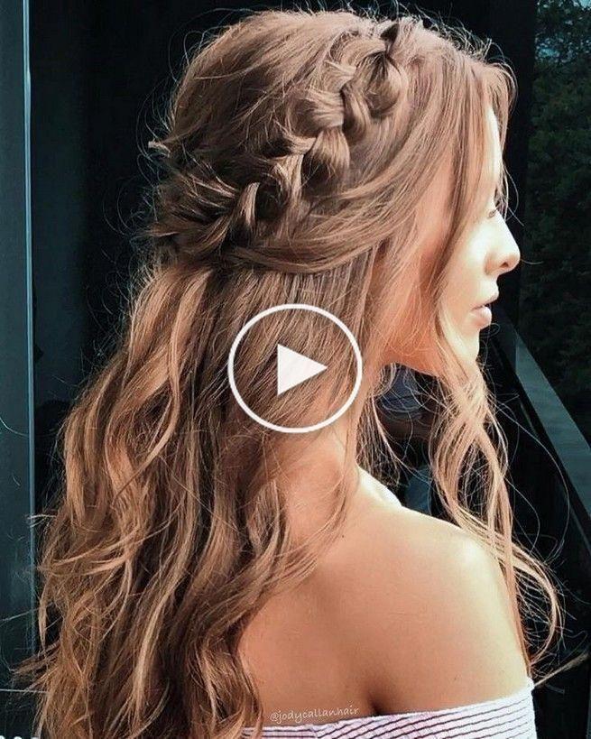 Bridesmaid Hair Medium Length Half Up Simple 29 Www Gasstationmai Bridesmaid Hair Length In 2020 Medium Hair Styles Bridesmaid Hair Medium Length Hair Styles