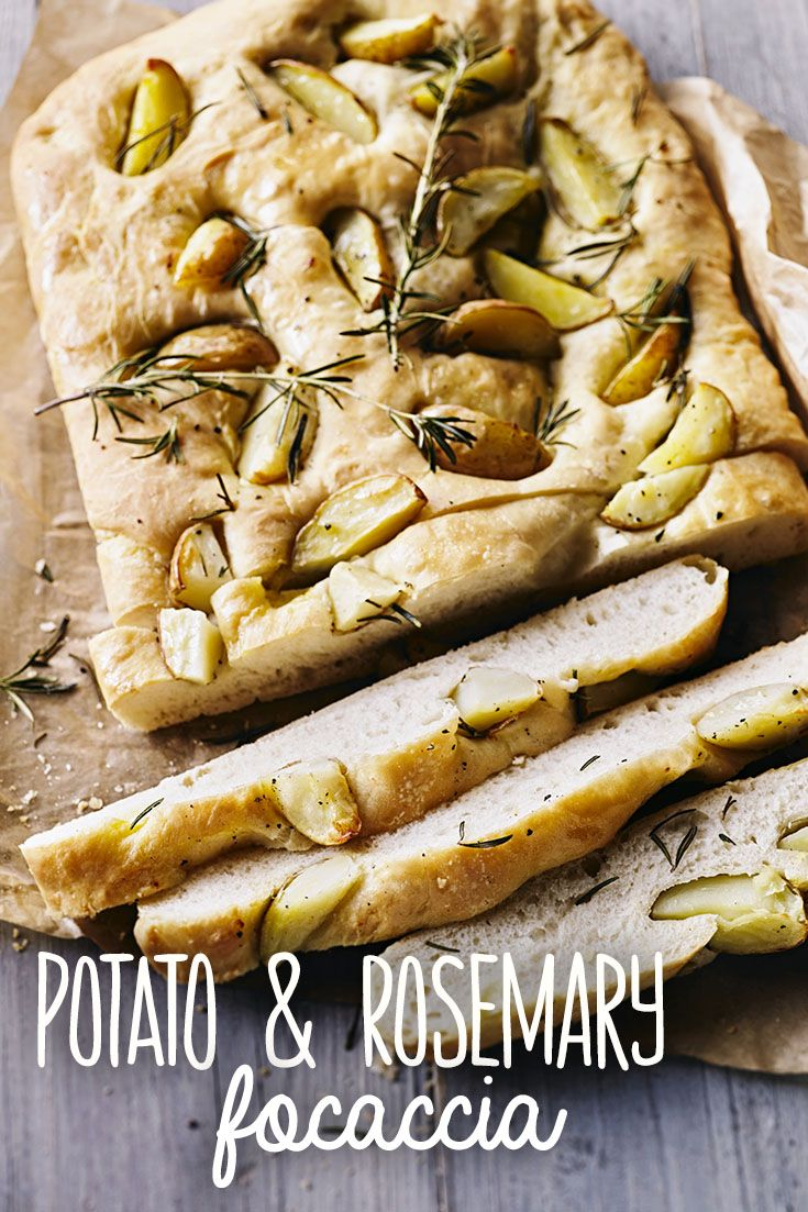 If you want something a bit different on the dinner party table than just the regular bread roll basket, then have a go at this potato focaccia. Seasoned with rosemary, the herby loaf serves 4 and takes 3 hrs and 15 mins to serve.