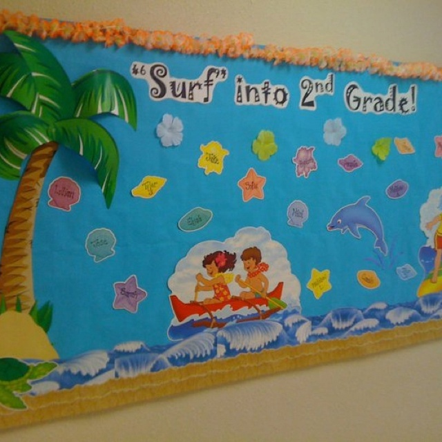 Calendar Bulletin Board Ideas Middle School : Best class theme images on pinterest classroom