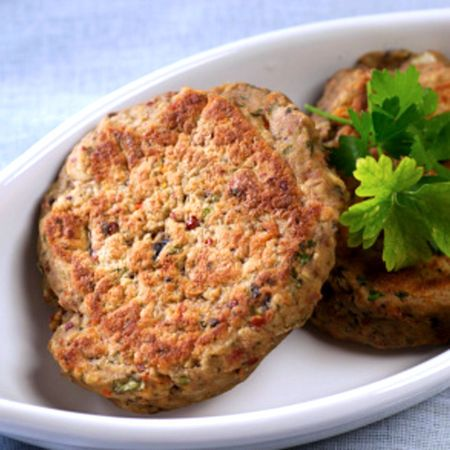 Burger di melanzane - Ricette Bimby