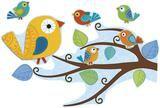 """Checkout the """"Boho Birds Bulletin Board Set"""" product"""