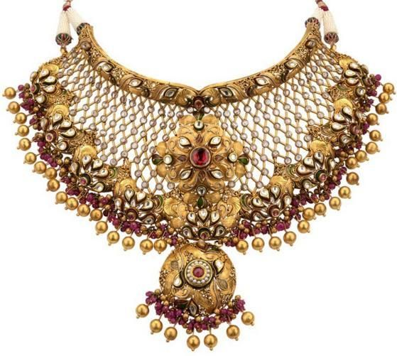 Jewellery, which woman does not love jewellery or does not have tons of it stowed away in the safety of her bedroom? Indians have been using jewellery for adornment since centuries.