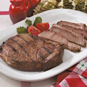 Teriyaki Sirloin Steak Recipe | Taste of Home Recipes