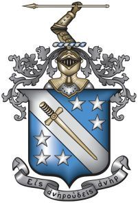 Phi Delta Theta has the distinction of having close connections with two sororities: Delta Gamma and Delta Zeta.