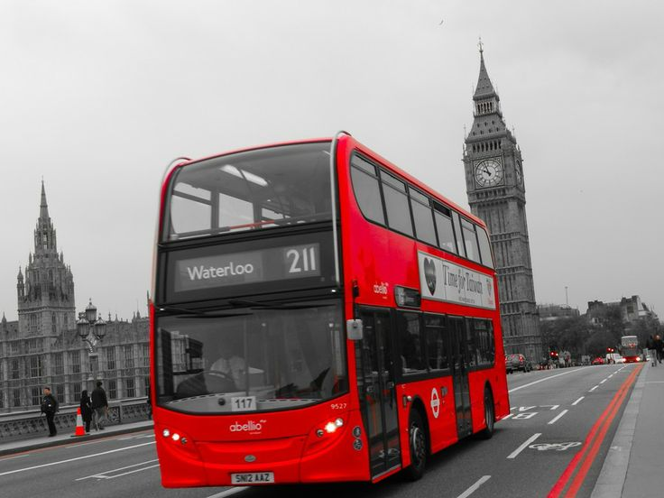 Double decker bus by Salvatore61 on 500px