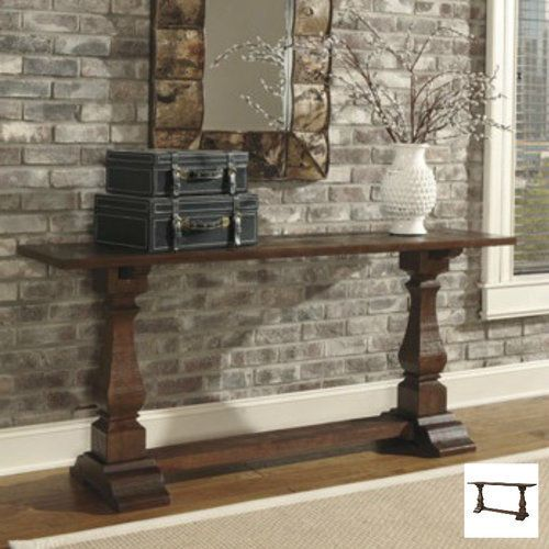 Console-Tables-For-Entryway-Long-Narrow-Table-Brown-Accent-Wood-Sofa-Pedestal