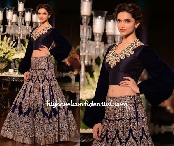 deepika-padukone-manish-malhotra-delhi-couture-week-2013