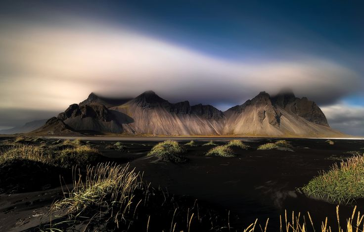 Cloud Sweep - Loved the cloud movement on Vesturhorn