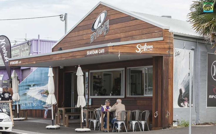 Surf Inspired Cafe apart of Byrne Surf Shop in Thirroul opposite Thirroul Railway Station. Experience surf culture & shopping while having a nice coffee.