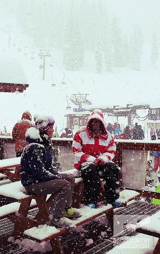 Coldsmoke Powder Fest Feb 2012 at Whitewater Ski Resort