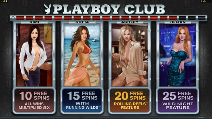 Crazy Vegas Casino introduces Multi-Player to their Playboy Video Slot