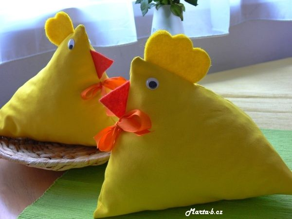 Easter chicken.