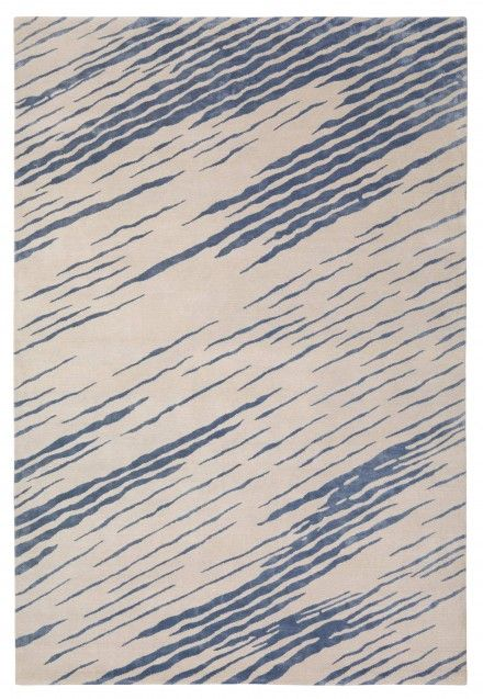 Hand Knotted Tibetan Wool and Silk Rugs: Remodelista