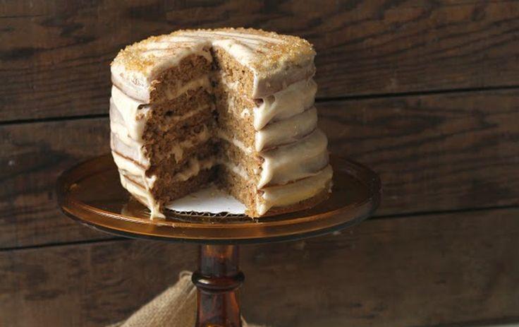 Vanilla Masala Chai Tea Cake [Vegan] | One Green Planet