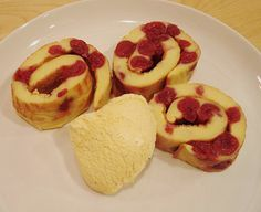 Kirsch - Pfannkuchen vom Blech 4