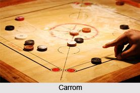 Carrom in India has come a long way and is now a popular game played both as pastime and for competition games. For more visit the page. #sports #games #indoorgames