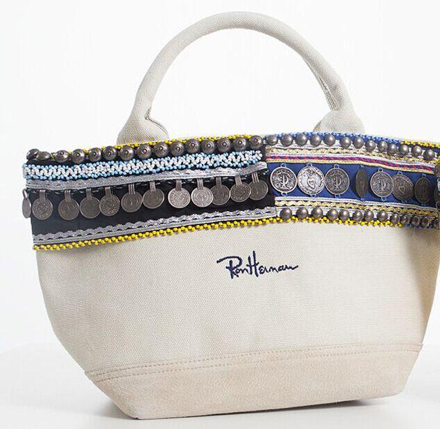 ロンハーマンのトートバッグが可愛い!2015新作