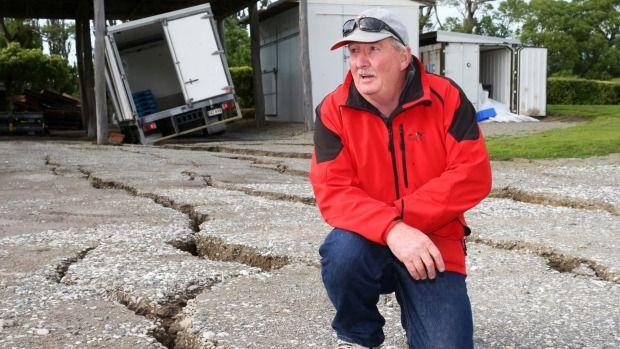 Bill ✔️  Video: Dennis Burkhart - Winemaker, speaks about quake. A massive M7.8 earthquake hit Kaikoura, New Zealand on 14 November 2016.    Bill Gibson-Patmore.  (curation & caption: @BillGP). Bill😄✔️