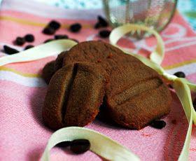 "Sugar, spice and everything nice!: Fursecuri ""Boabe de cafea"""